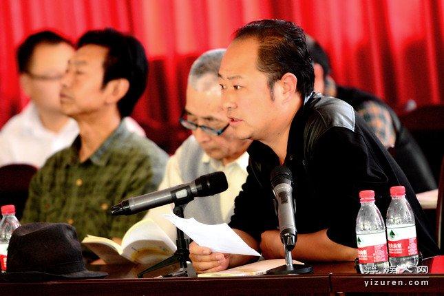 县作协副主席郑成伟发表《阳光山脉》的读后感