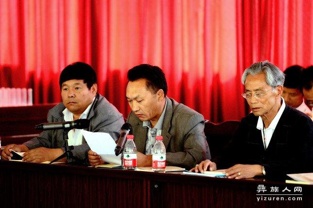 县作协副主席沙马加甲发表《阳光山脉》的读后感