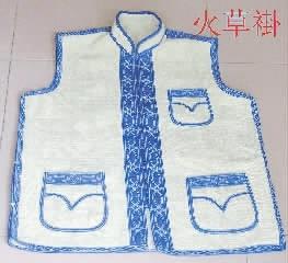 咨卡火草褂:彝族服饰之花