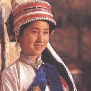 各地彝族服饰展示――石林彝族撒尼服饰(一)