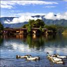 """""""我最喜爱的水""""泸沽湖——我的爱"""