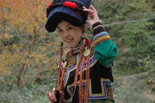 马剑霞:不下山的彝族女教师