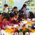 喜德彝族民间文化艺术作品展