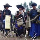 2005年美姑毕摩文化节侧记——田野考察(二)