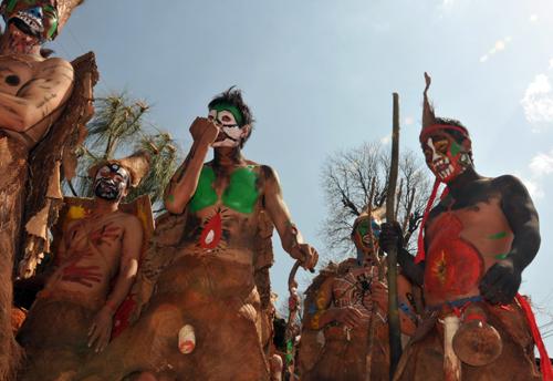 """弥勒陶瓦村神秘的彝族""""祭龙""""仪式将在2月28日举行"""