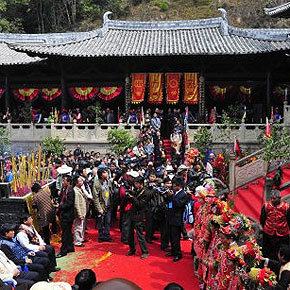 2009年彝族祭祖节摄影记实