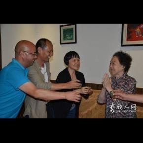 彝族叙事长诗《阿诗玛》整理者刘绮逝世