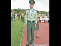 凉山彝族小伙阿牛尔古又获奖了! 团体亚军、500米障碍接力亚军 曾多次代表中国出征世界军事大赛