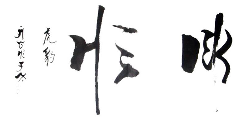 浅谈彝文书法的几个问题