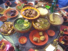 九龙彝族餐,藏区里不一样的美味