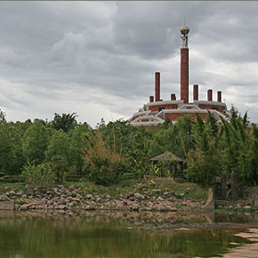 彝人古镇全面接手太阳历文化园