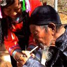 攀西大裂谷中的彝族俚濮人(二)
