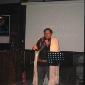 阿库乌雾彝汉双语诗歌研讨与朗诵会成功举办
