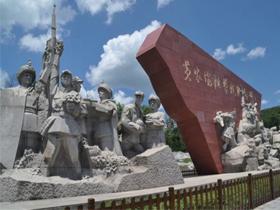 黄家坝阻击战 彝族同胞提灯笼为红军照明