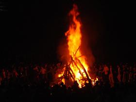 彝族火把节