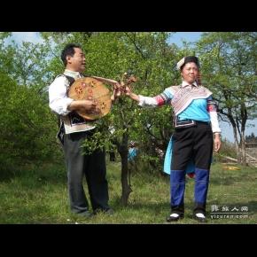 彝族音乐艺人孔令松——用一生传承弘扬民族音乐