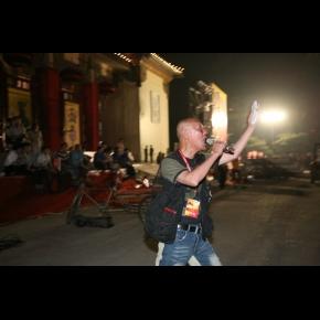 倮倮担当中国首届农民艺术节总导演