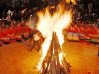 冬格冬嗬啦——彝族火把节