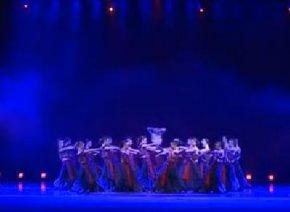 彝族舞蹈:尼苏渣夸