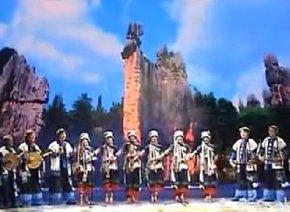 云南石林蛮虎乐队与阿诗玛姐妹贵阳演出《曼昂阿诗玛》