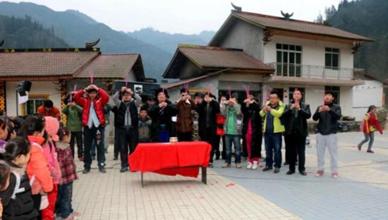 电影《阿依美格》开机 东方一茗导演打造彝族文化儿童剧