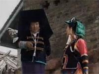 中国少数民族——彝族火把情结