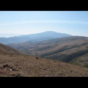 彝人迁徙之路第五站:瓦吉木梁子 从山的这边到那边
