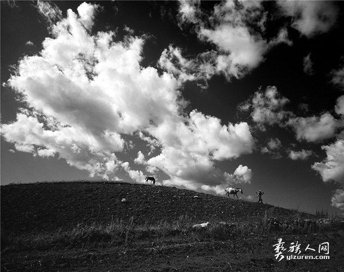 布拖的云-舒和平
