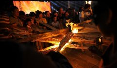 Torch festival marked in Kunming(2013)