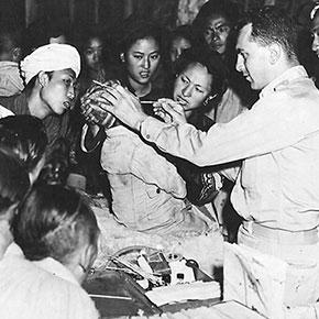 抗战胜利70周年 揭秘彝区救护美国大兵往事