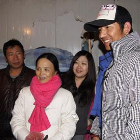 喜德县爱心小学校长进京为彝族农民工做培训