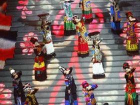列来拉杜:第四届全国少数民族文艺汇演掠影