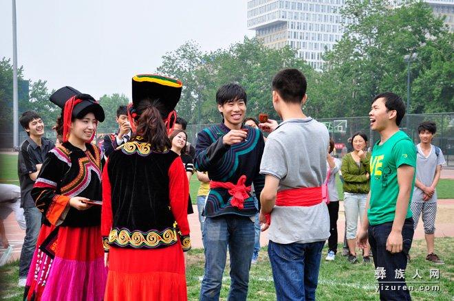第六届在京彝族运动会——比赛集锦(二)