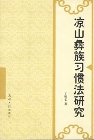 《凉山彝族习惯法研究》