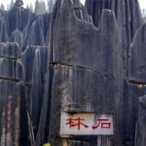 中国自然奇观 喀斯特地貌奇观 云南石林(下)