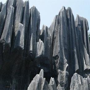 中国自然奇观 喀斯特地貌奇观 云南石林(上)
