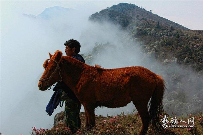 高原牧马人-罗成