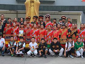 米易民中举行彝族传统专题文化讲座