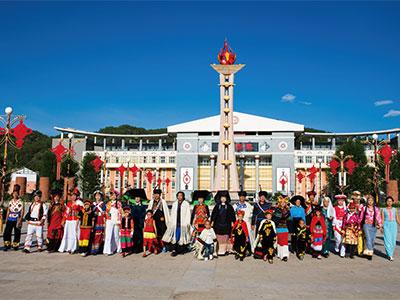 宁蒗:藏彝走廊一道靓丽的风景