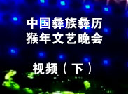中国彝族彝历猴年文艺晚会(下)
