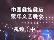 中国彝族彝历猴年文艺晚会高清(中)