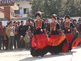 子威乡:开展文体比赛活动