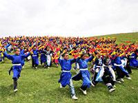 """威宁彝族回族苗族自治县:文化与旅游演绎""""和谐探戈"""""""