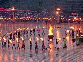 基于民族文化性格的彝族文化旅游开发探析