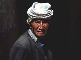 温暖的彝乡——蒋志聪摄影作品选