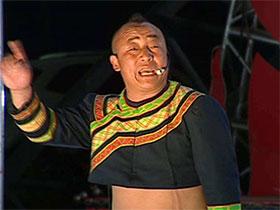头名万元大奖——第二届中国彝语相声小品大赛开始启动