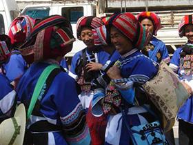 盛开在阿诗玛故乡的彝族文化奇葩——石林彝族撒尼服饰详解