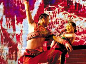 喊山的人 喊出大山的魂——原生态彝族歌舞音乐史诗《哀牢印象·喊山的人》在昆明首演