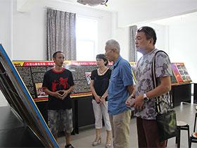 中国文联开展文艺扶贫 赴马边调研歌曲创作