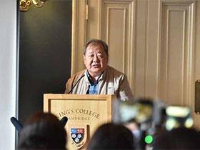 个人身份•群体声音•人类意识——吉狄马加在剑桥大学国王学院徐志摩诗歌艺术节论坛上的演讲